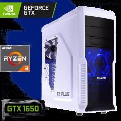 игровой компьютер на GTX 1650 4 ГБ и AMD Ryzen 3