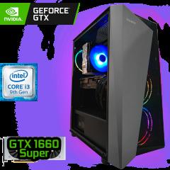 игровой компьютер на GTX 1660 SUPER и Intel Core i3-9100F