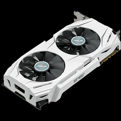 ASUS GeForce® GTX 1070 8Gb DUAL-O8G