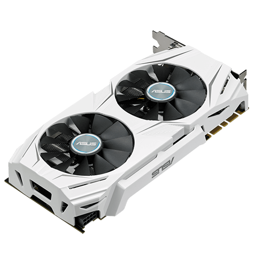 ASUS GeForce® GTX 1060 6Gb DUAL-O6G