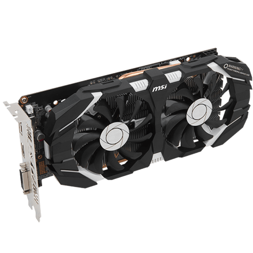 MSI Armor GeForce® GTX 1060 6GB