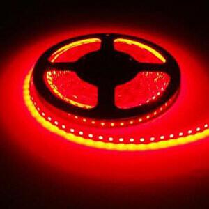 Красная светодиодная подсветка