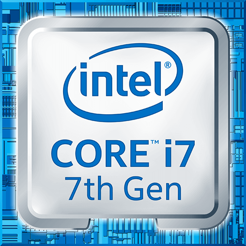 Intel Core i7-7700 3600MHz