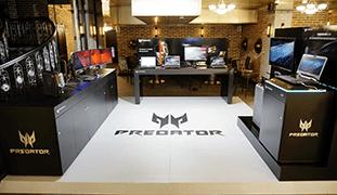 Predator в Yota Arena