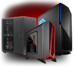 Мощные игровые компьютеры серии Infinity