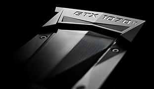 видеокарта GeForce GTX 1070 Ti