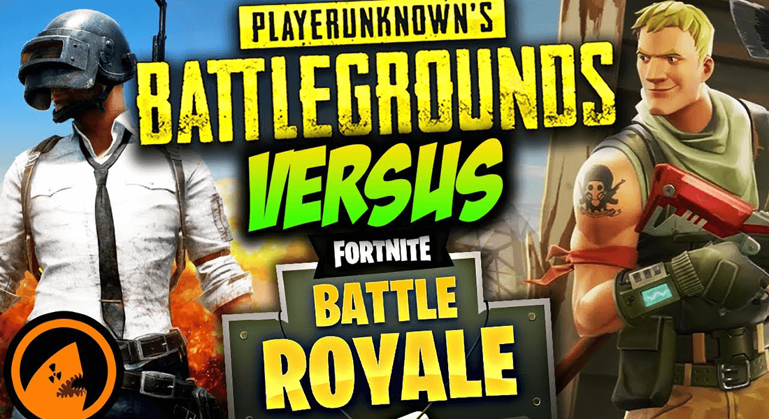 PUBG или Fortnite Battle Royale