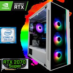 игровой компьютер на GTX 1070 Ti и Intel Core i7-8700K