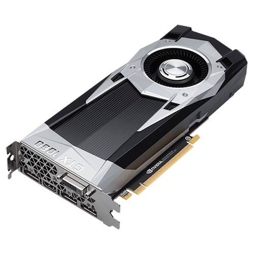 GeForce® GTX 1060 Founders Edition