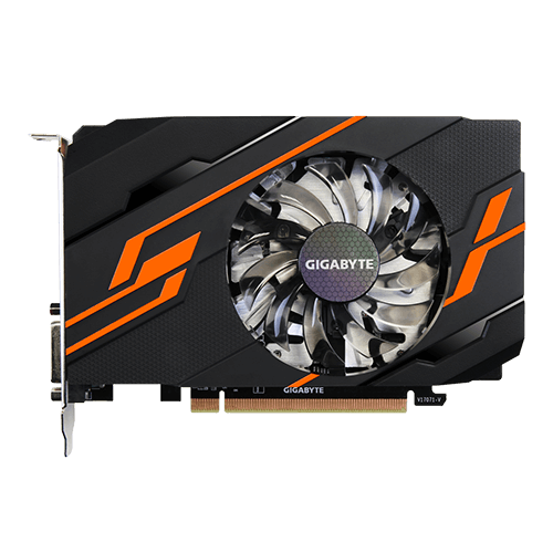 Gigabyte GeForce® GTX 1030 2Gb GV-N1030OC-2GI