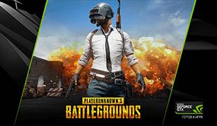 PlayerUnknown's Battlegrounds на видеокартах GeForce® GTX 10