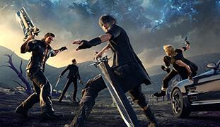 Компьютер для Final Fantasy XV