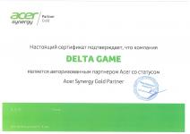 acer delta game