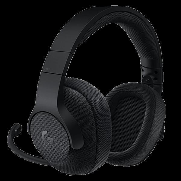 Logitech G433 Triple Black