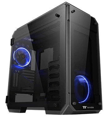 10THERMALTAKE VIEW 71 TEMPERED GLASS