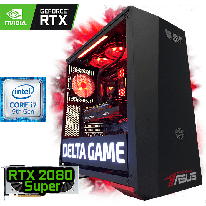 игровой компьютер на RTX 2080