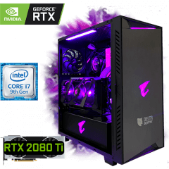 игровой компьютер на RTX 2080 Ti