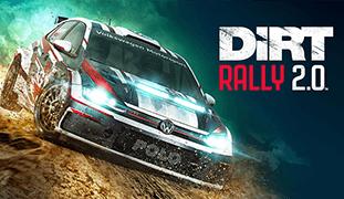 Компьютер для DiRT Rally 2.0