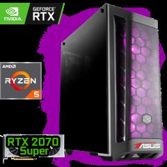 игровой компьютер ASUS на GeForce RTX 2070 SUPER