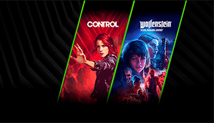 Control и Wolfenstein: Youngblood в подарок за GeForce RTX