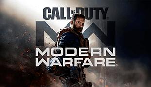 Компьютер для Call of Duty Modern Warfare