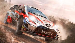 Компьютер для WRC 8 FIA World Rally Championship