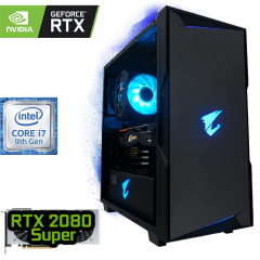 игровой компьютер на RTX 2080 Super и i7-9700K