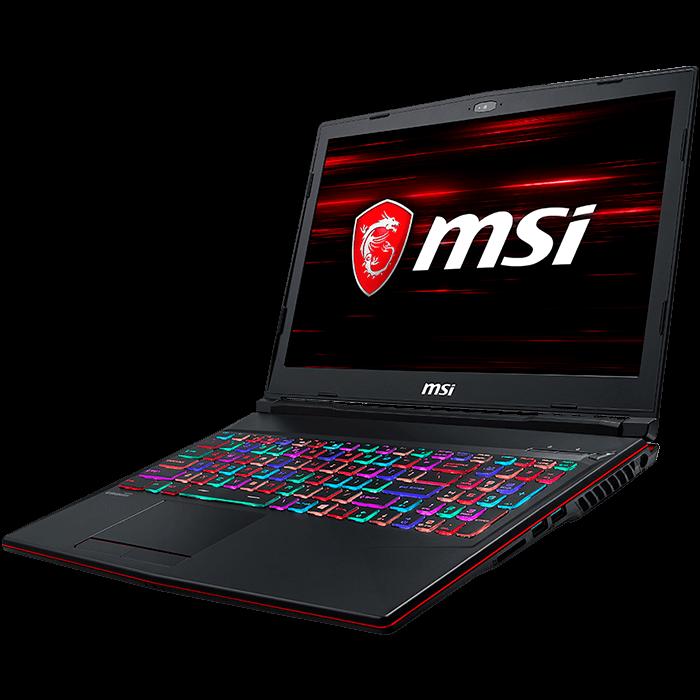 MSI GL63 9SC