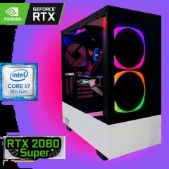 игровой компьютер на RTX 2080 Super и Intel Core i7-9700K