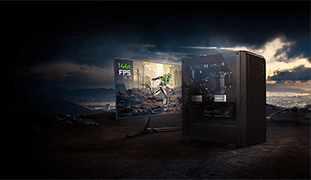 ПК НА GeForce® RTX ДЛЯ КИБЕРСПОРТА
