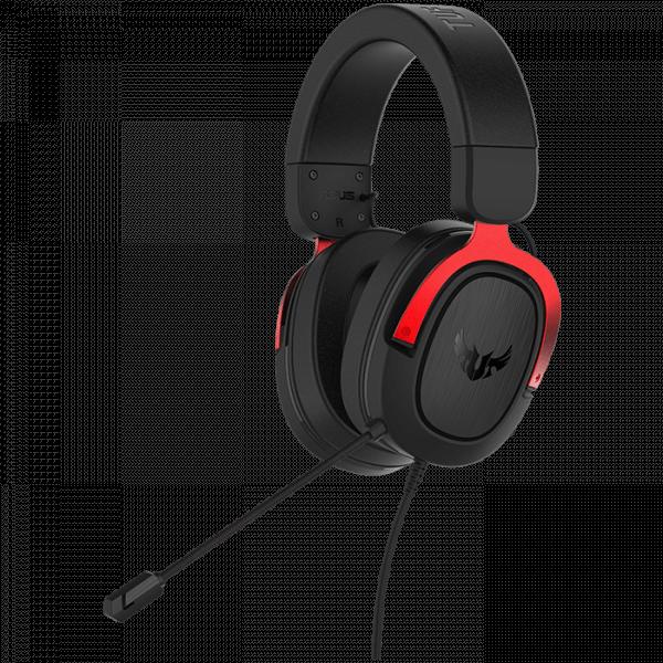 ASUS TUF Gaming H3 Black/Red