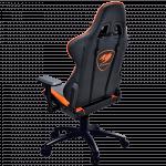 Cougar Armor black/orange
