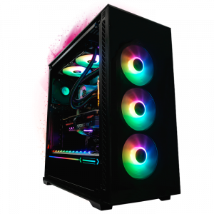 игровой компьютер на видеокарте GeForce RTX 3080
