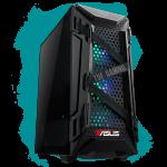 игровой компьютер ASUS на GeForce RTX 3070
