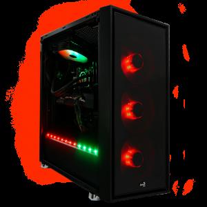 игровой компьютер на видеокарте GeForce GTX 1650 Super