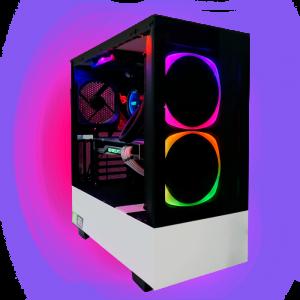 игровой компьютер на видеокарте GeForce RTX 2080 Ti