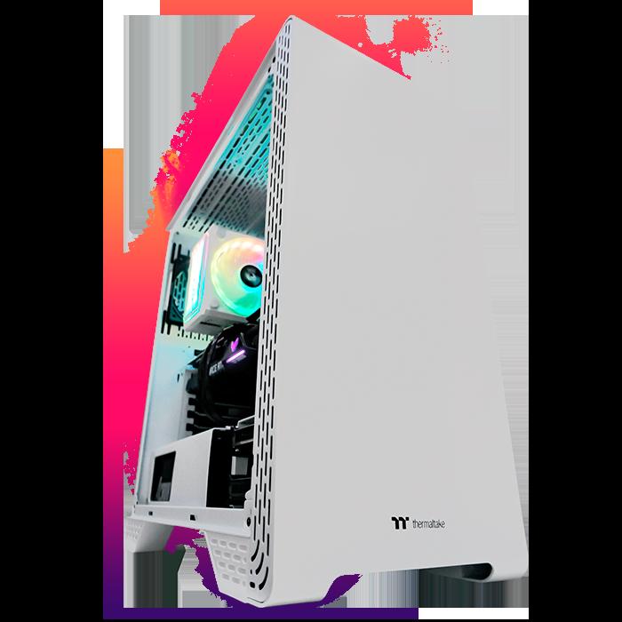 игровой компьютер на видеокарте GeForce RTX 3060 Ti