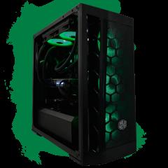 игровой компьютер на видеокарте GeForce RTX 2060 Super