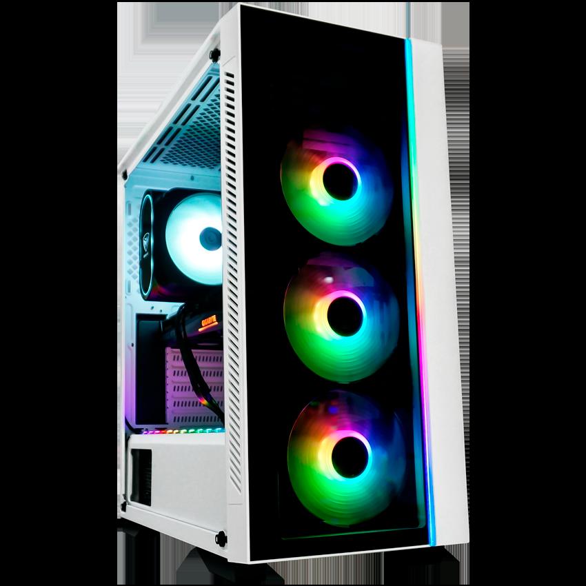 игровой компьютер на видеокарте GeForce RTX 3060