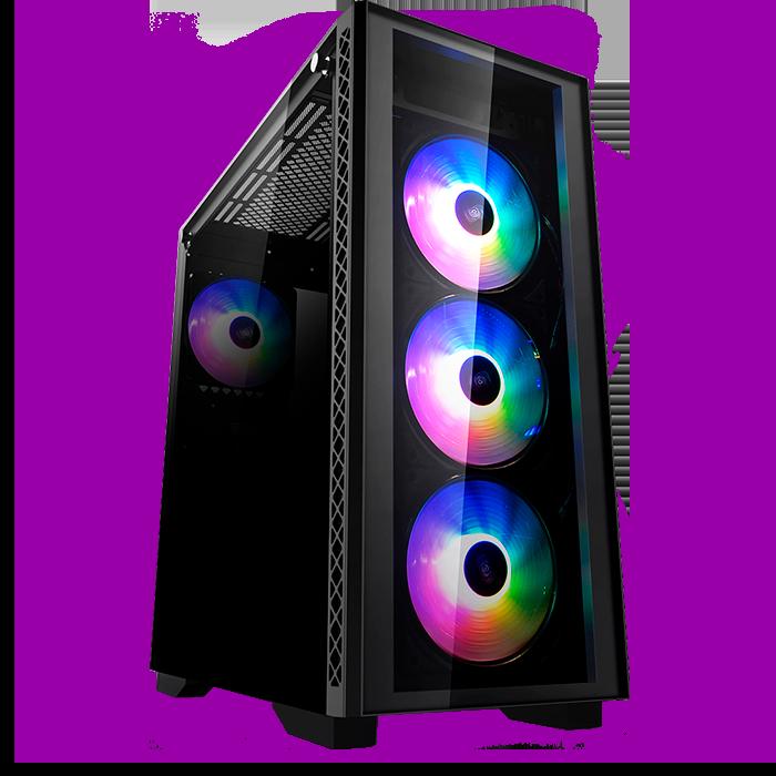игровой компьютер на видеокарте GeForce GTX 1660 Ti