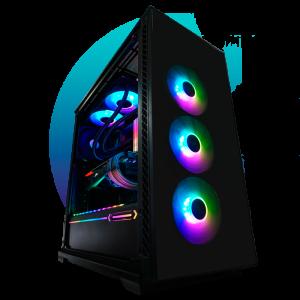 игровой компьютер на комплектующих GIGABYTE и RTX 3070