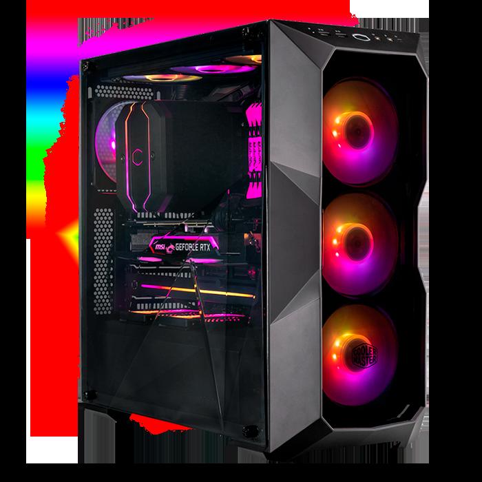 THOR – игровой компьютер на видеокарте GeForce RTX 3070