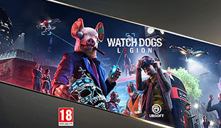 WATCH DOGS: LEGION В ПОДАРОК