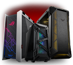 Игровые компьютеры Powered by ASUS