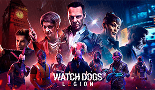 Компьютер для Watch Dogs Legion