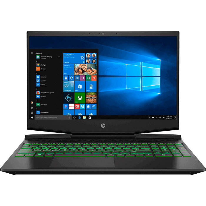 HP Pavilion Gaming 17-cd1065ur