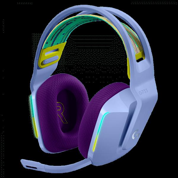Logitech G733 LIGHTSPEED LILAC