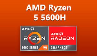 Обзор AMD Ryzen 5 5600H