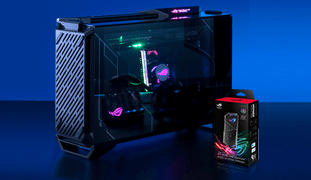 Контейнер ROG Strix Arion и SSD на 256 ГБ в подарок!