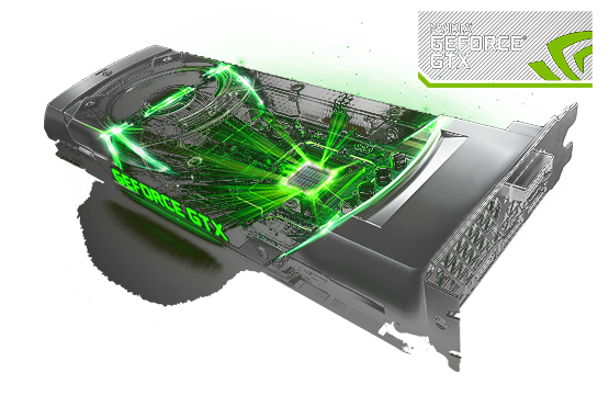 ASUS GeForce® GTX 1050 TI 4Гб